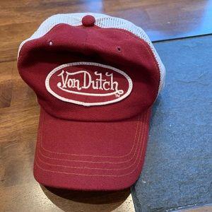 Von Dutch Accessories - Von Dutch Hat
